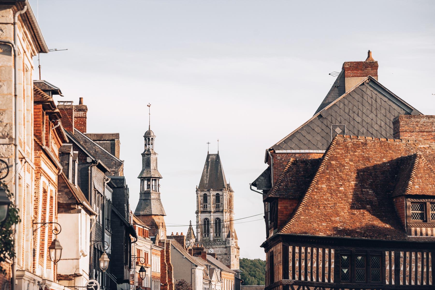 Orbec, Calvados, Normandie