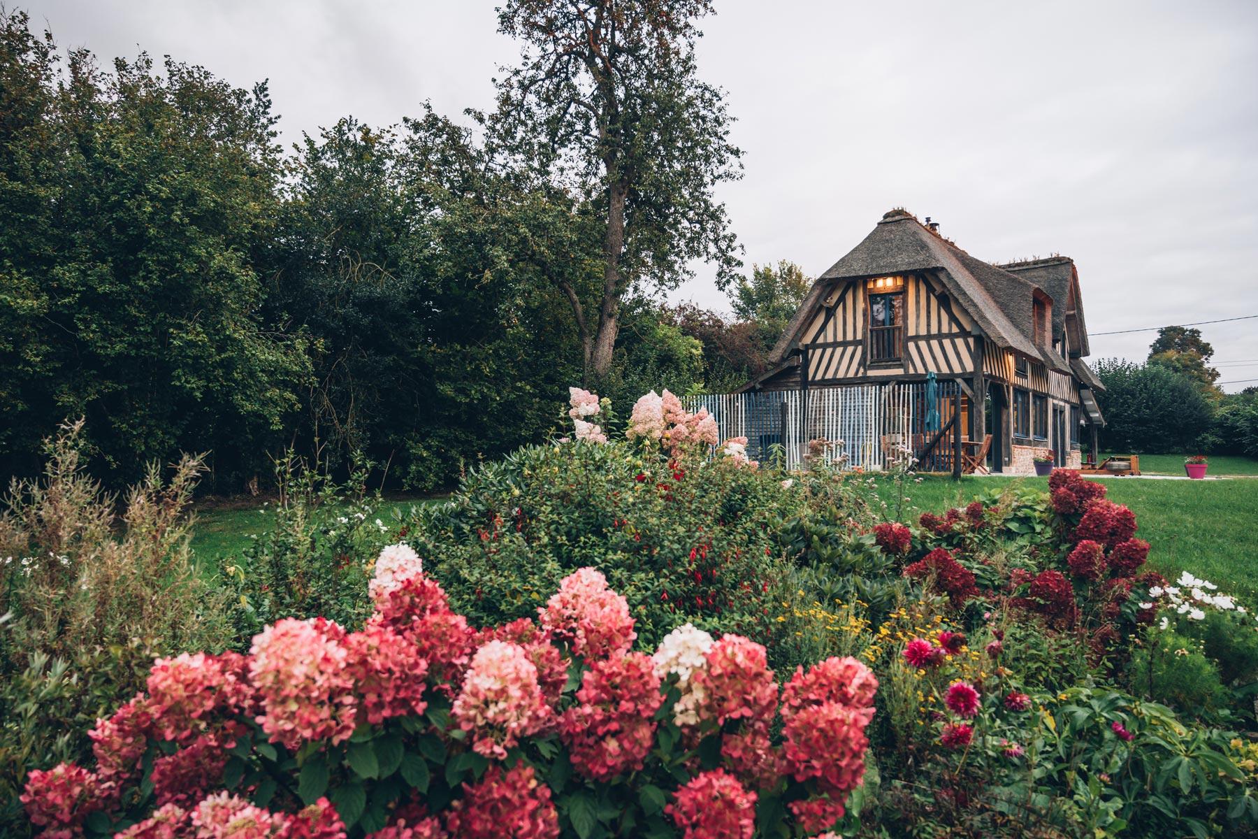 Gîte de la Charreterie, Blangy-le-Château