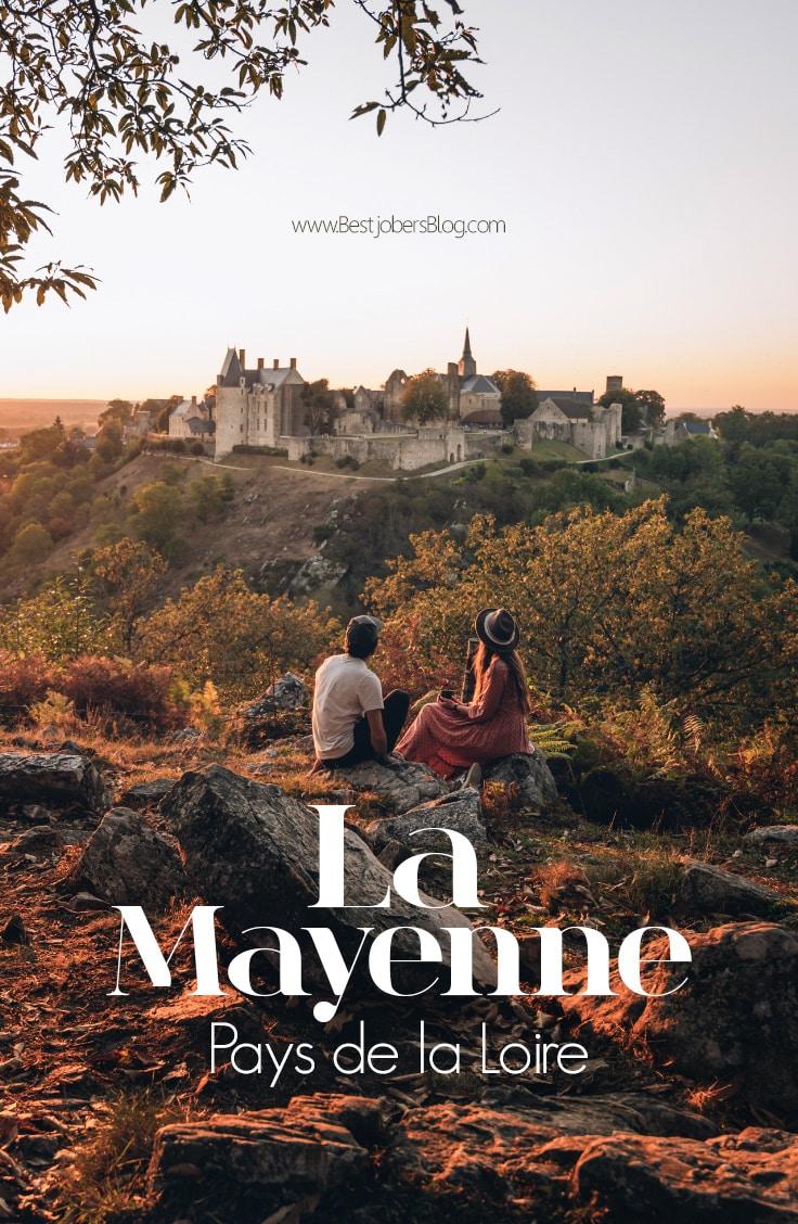 La Mayenne Blog Voyage